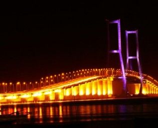 SURAMADU BRIDGE - SURABAYA - INDONESIA