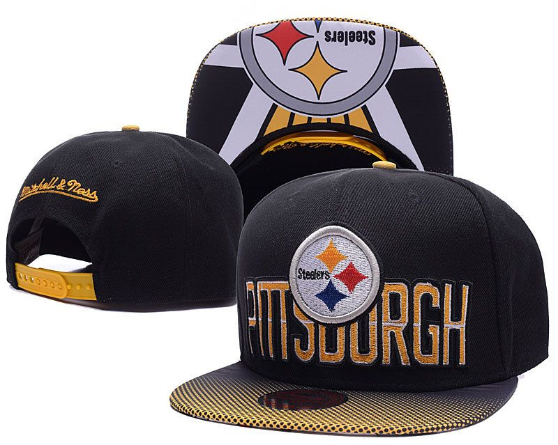 Pittsburgh Steelers Hats New Release M8861  e737d79a3