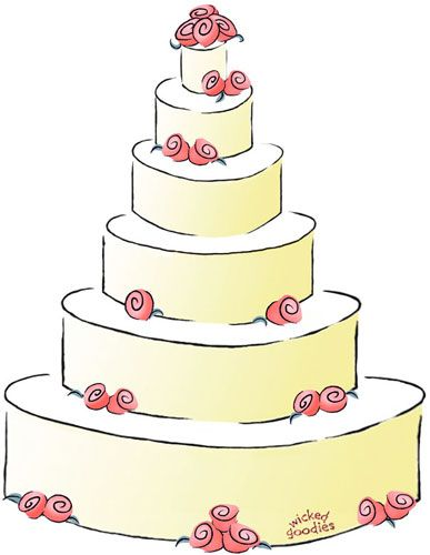 Wedding Cake Pricing Different shapes Wedding and Summer