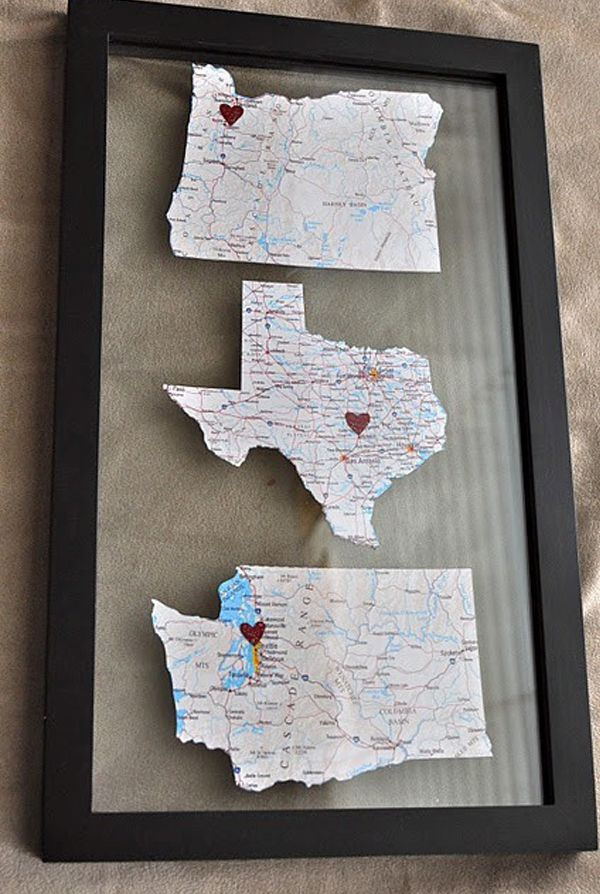 map love 3 picture frame funky letter met engaged married sticker