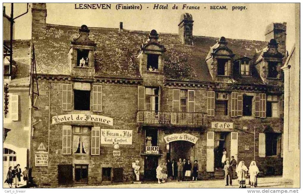 Cartes Postales > Europe > France > 29 Finistère > Lesneven - Delcampe.net   Carte postale ...