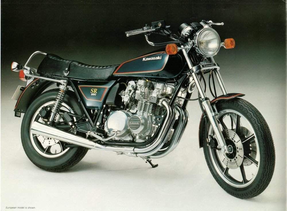 Z 650SR 1979 Kawasaki BikesCafe RacerMotorbikesMotorcyclesLoganArt