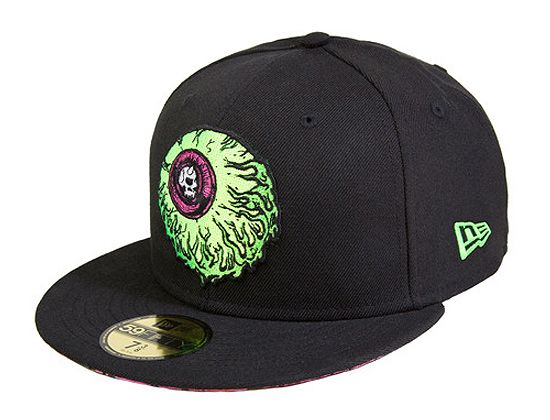 c8a55976b68 Keep Watch MISHKA x LAMOUR SUPREME 59Fifty Fitted Cap