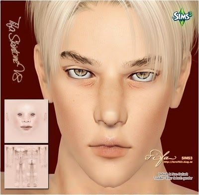My Sims 3 Blog: New Skin and Eyes by Tifa