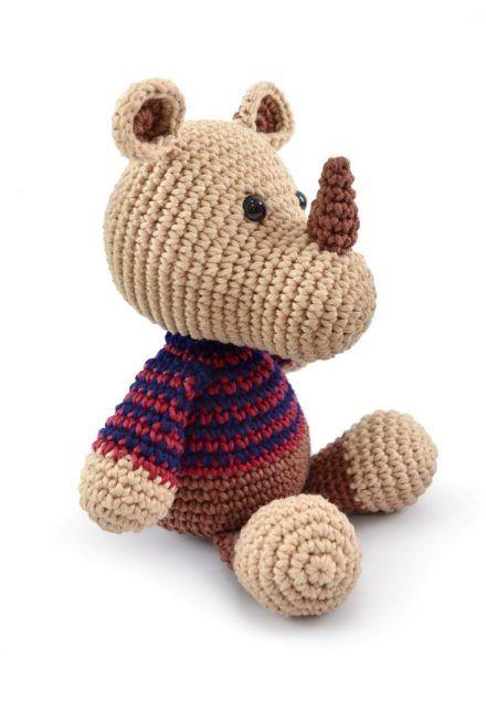 Amigurumi Receitas Português - Unicórnio Amigurumi de Crochê Parte ... | 640x440