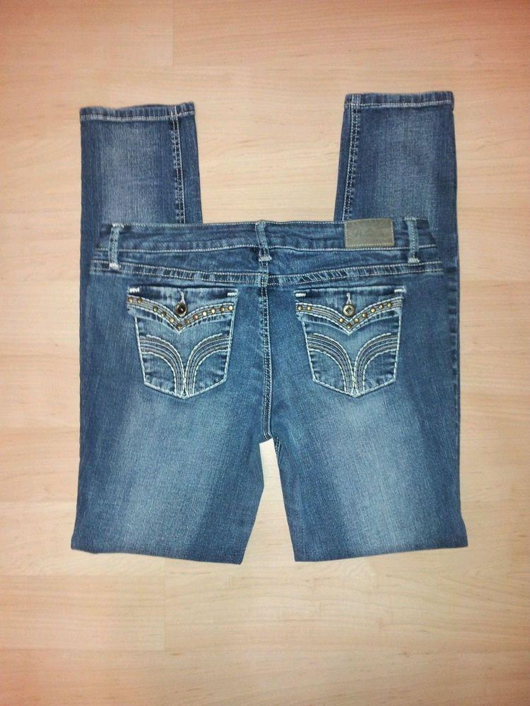 RUE 21 Womens/Juniors Skinny Jeans Sz 13/14  #NewYorkCompany #SlimSkinny
