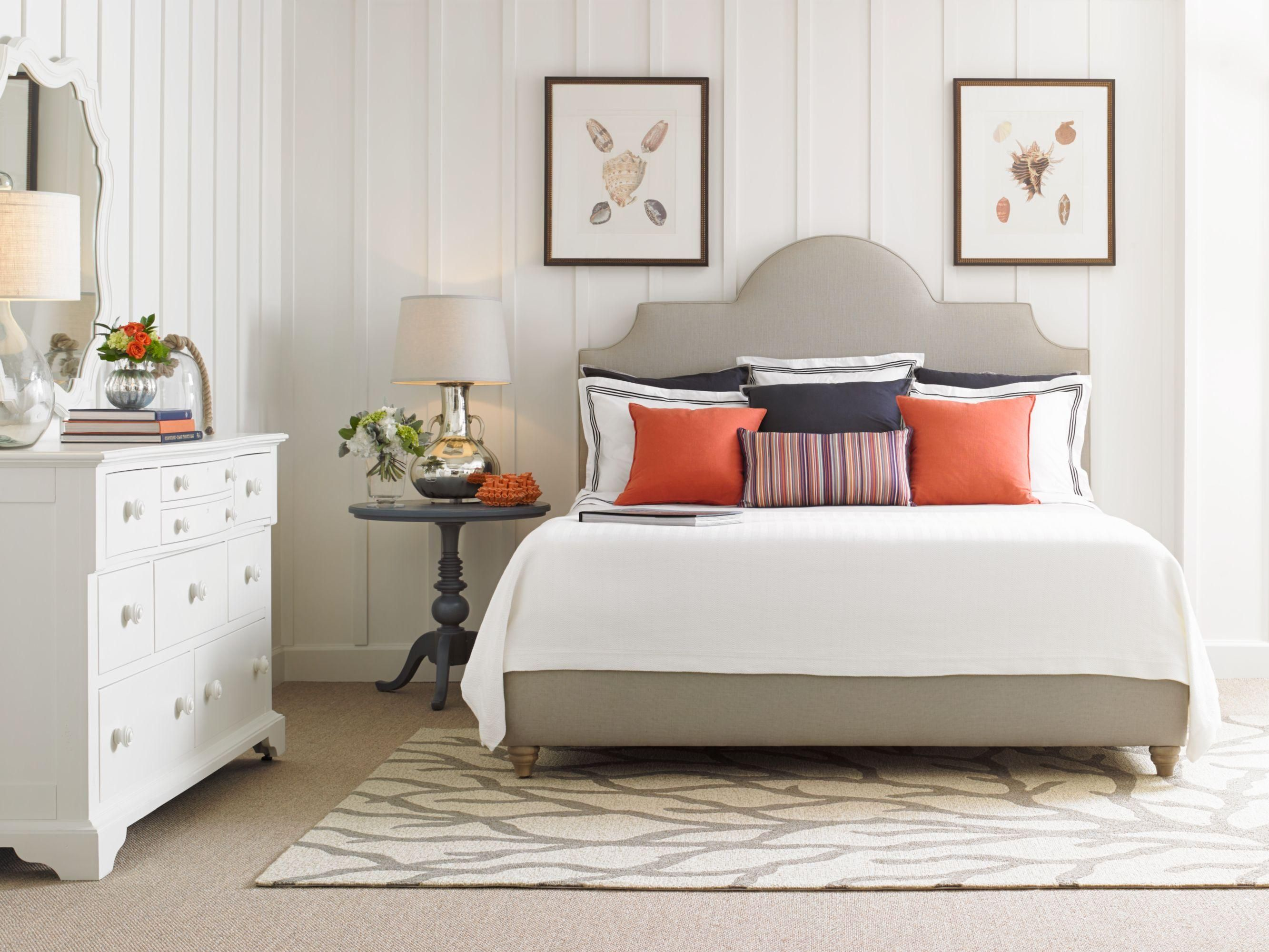 Coastal Living Retreat Queen Bedroom Group by Stanley Furniture ...