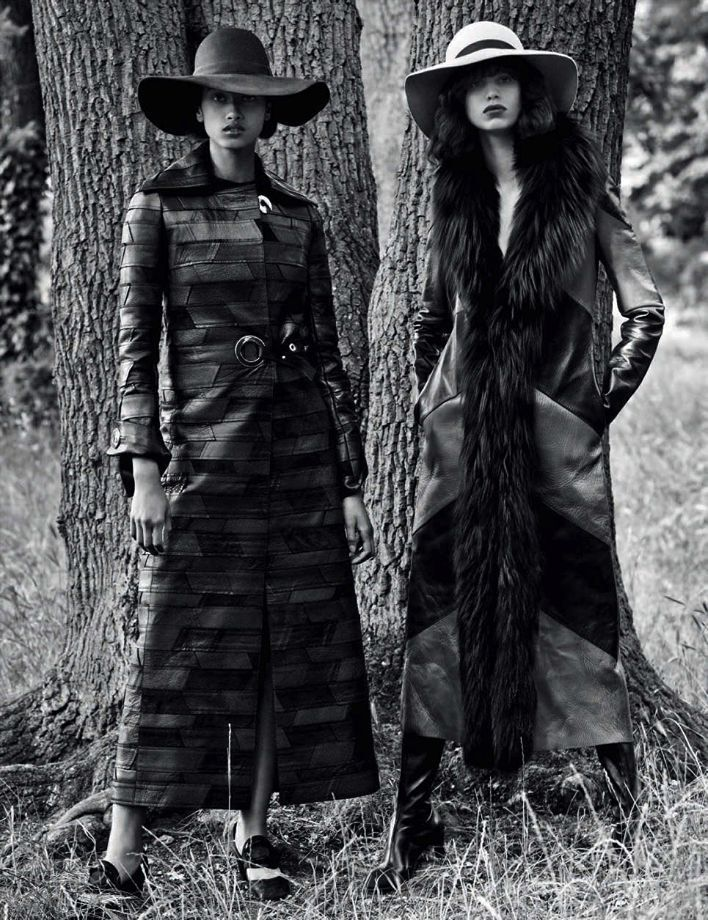 visual optimism; fashion editorials, shows, campaigns & more!: express yourself: constance, edita, mica, karlina, aneta, juliana, imaan, ymre, sanne and romee by giampaolo sgura for vogue germany august 2015