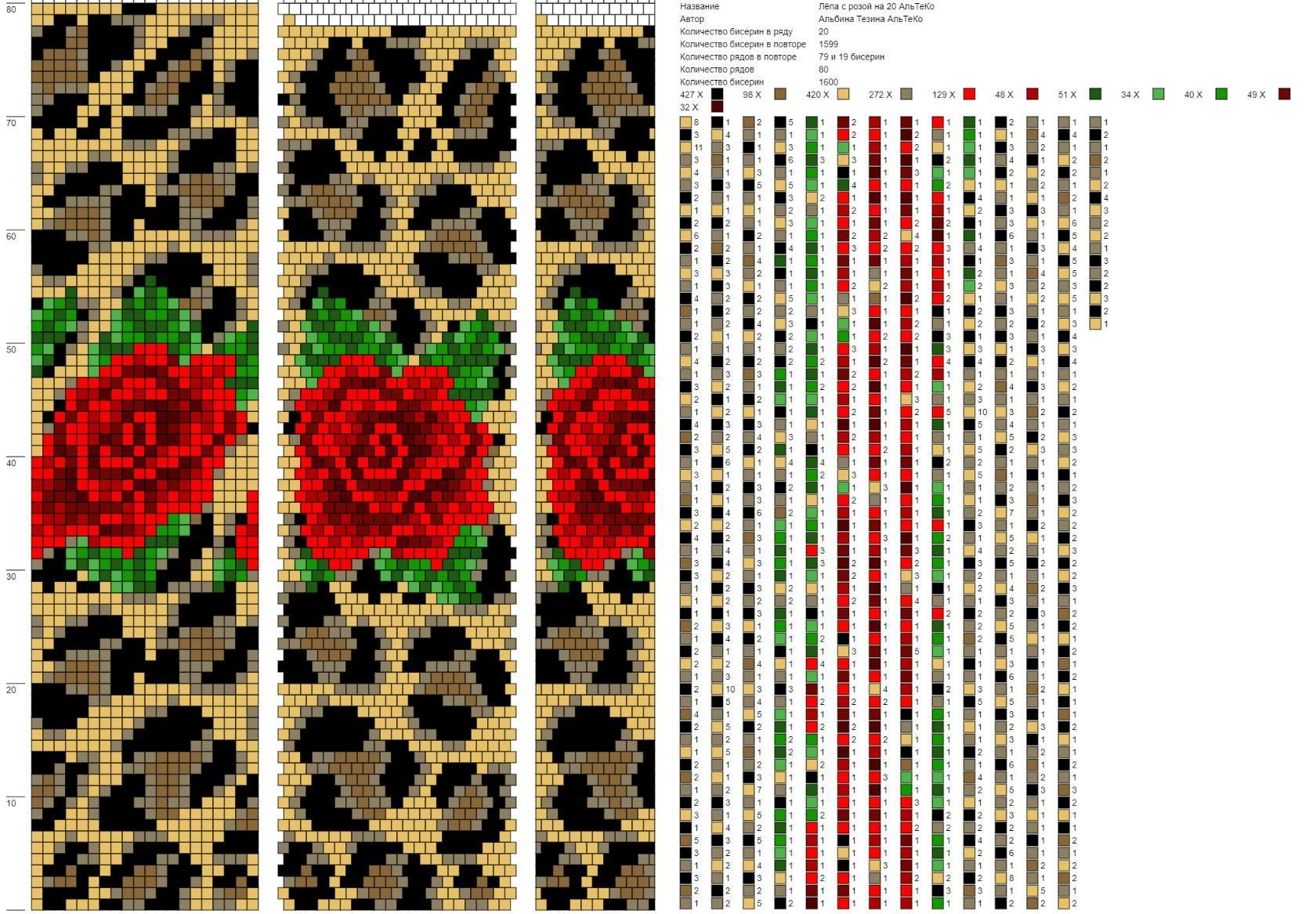 Одноклассники | Цветы | Pinterest | Perlenketten häkeln, Perlenkette ...