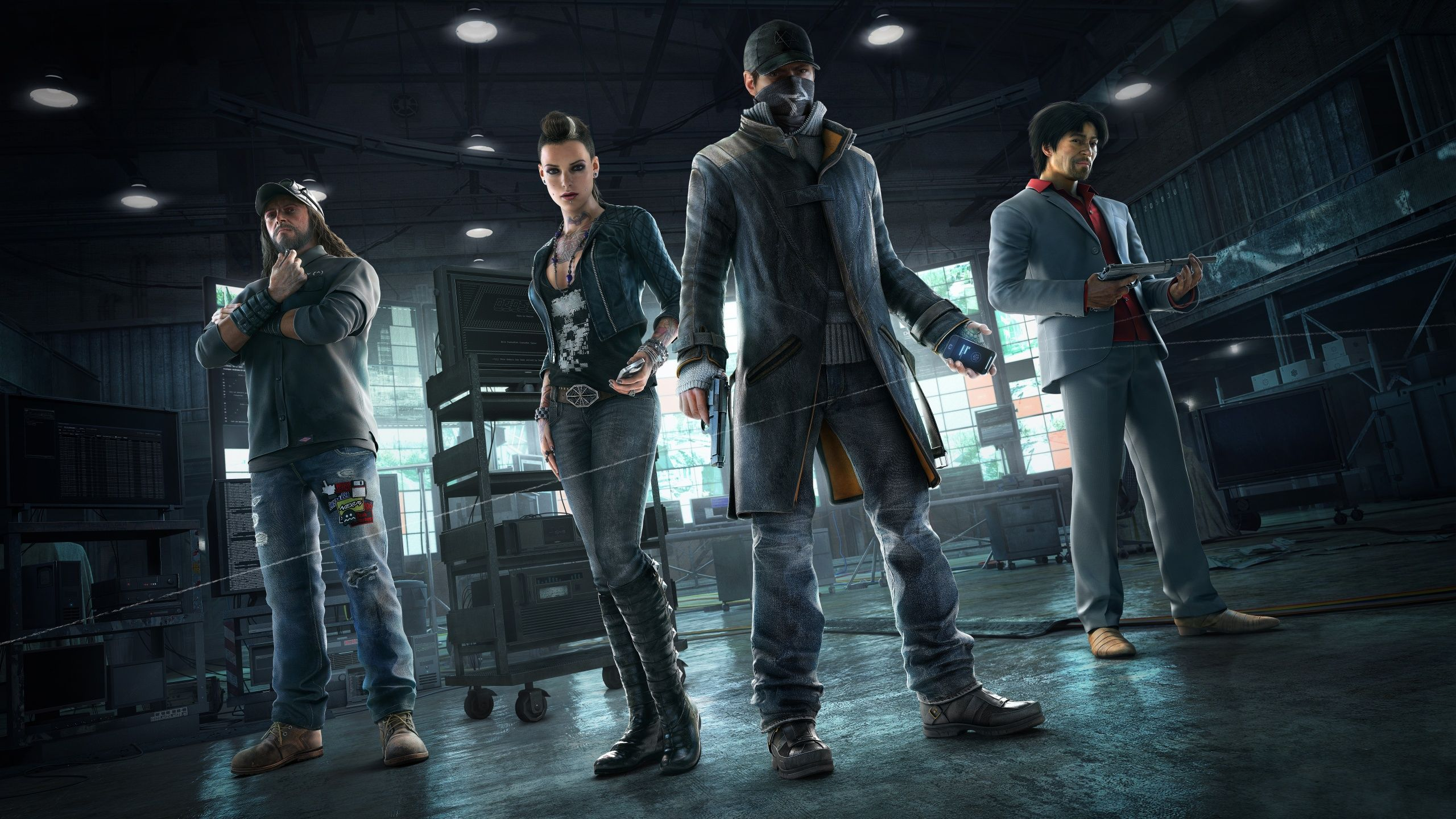 Watch dogs wrench nder wallpaper by digitalzky on hd wallpapers watch dogs wrench nder wallpaper by digitalzky on voltagebd Gallery