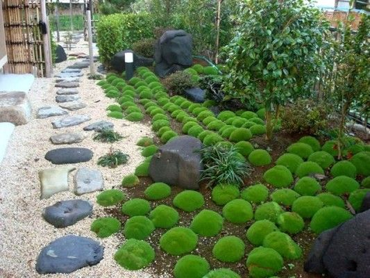 Jardines peque os japoneses dise o de interiores - Jardines interiores pequenos ...