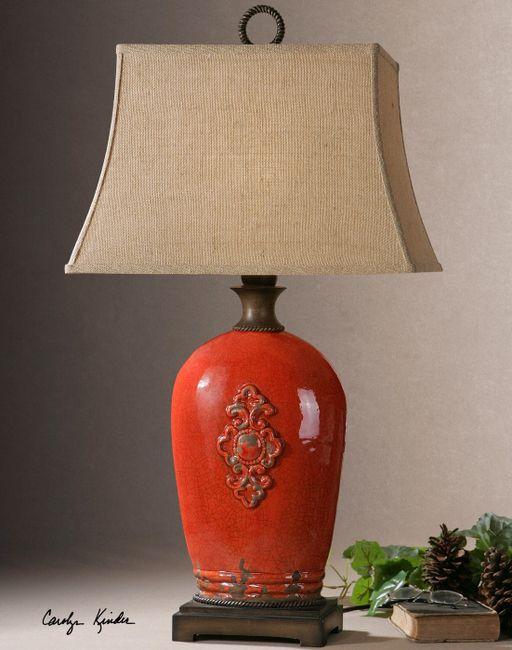 BellaSoleil.com   Mataline Tuscan Table Lamp, $257.40 (http://www