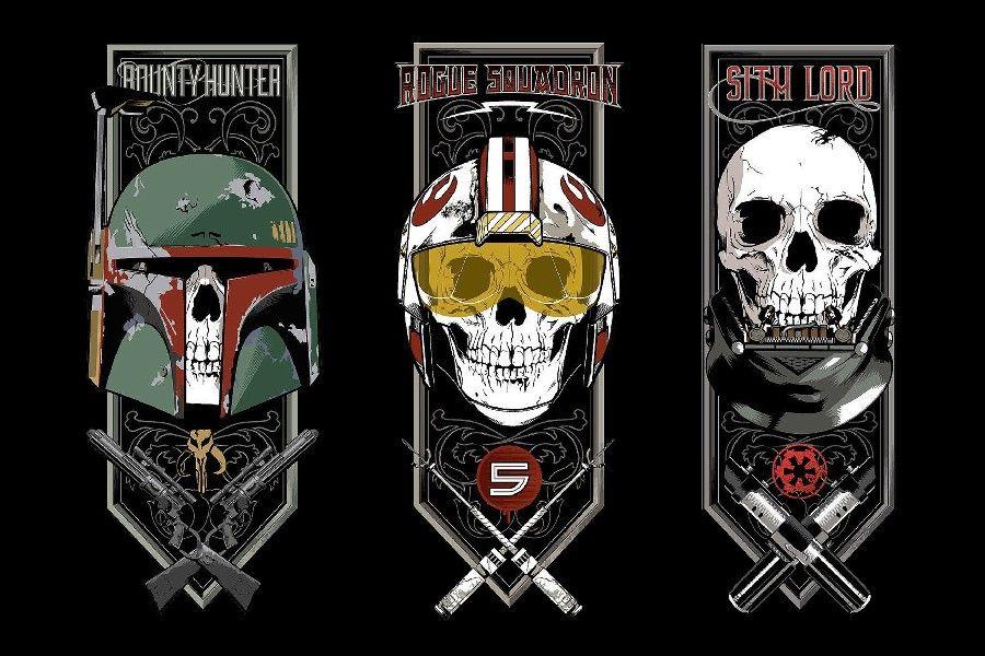 2016 Star Wars: Bounty Hunter, Rogue Squadron, Sith Lord