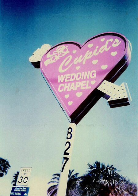 Cupids Wedding Chapel Las Vegas Got Married There