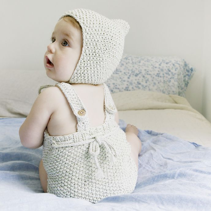 Misha and Puff sunsuit. The cutest thing ever!