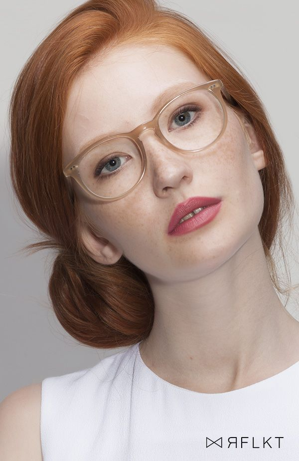 Bailey Nelson Glasses Champagne Pink