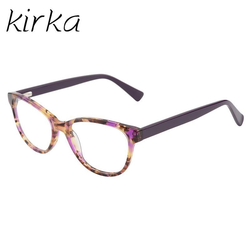 Kirka Women Optical Acetate Eyeglasses Frame Eyewear for Women\'s ...
