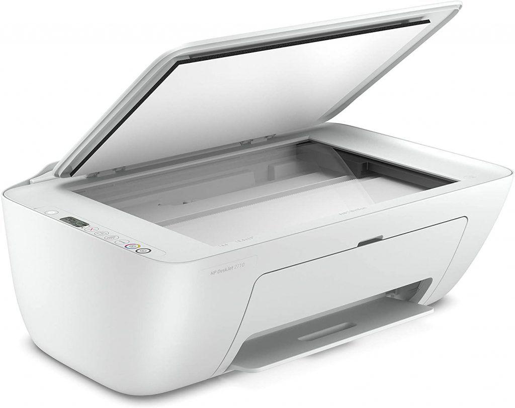 Qué Más Debo Saber De Una Impresora Hp Deskjet 2710 Impresora H P Bandejas