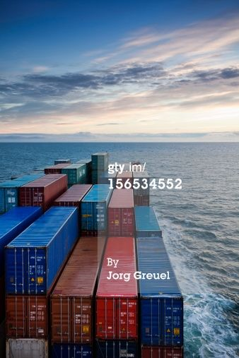 Pack and ship containers