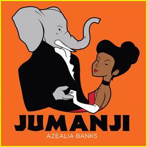 Azealia Banks - Jumanji (2012)
