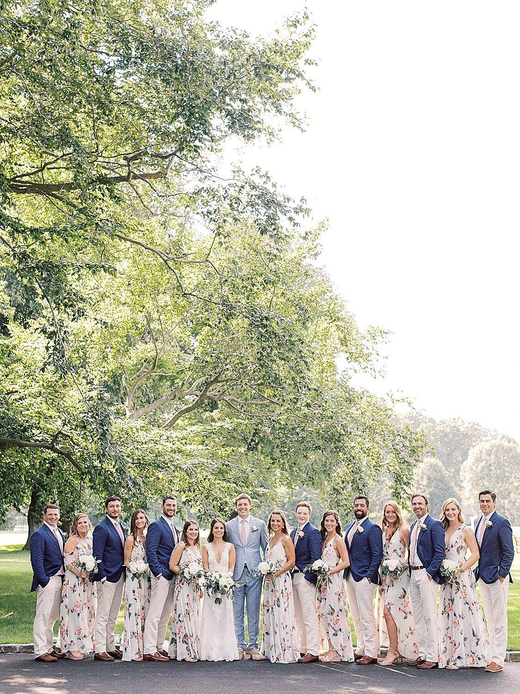 The Creek Club Wedding on Long Island on a beautiful