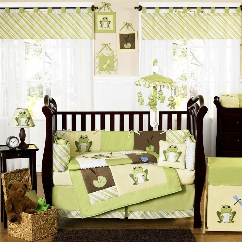 15 Cool Frog Crib Bedding Photograph Inspiration