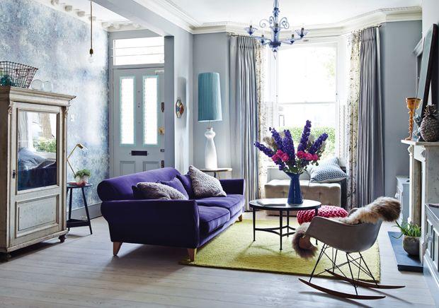 10 Idees De Design Ludique A Essayer Maintenant Maison Et Demeure Eclectic Living Room Living Room Inspiration Eclectic Home