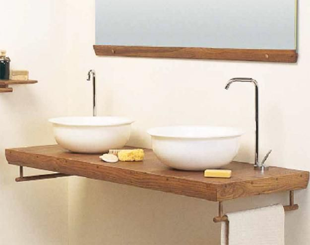 Modern bathroom vanities and sinks adding chic and style - Beautiful bathroom vanity furniture ...