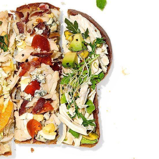 California Dreamin' Chicken Salad #chickensalad #recipe #chicken #salad