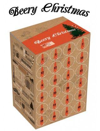 Calendrier Avent Geek.Beery Christmas Le Calendrier De L Avent De La Biere