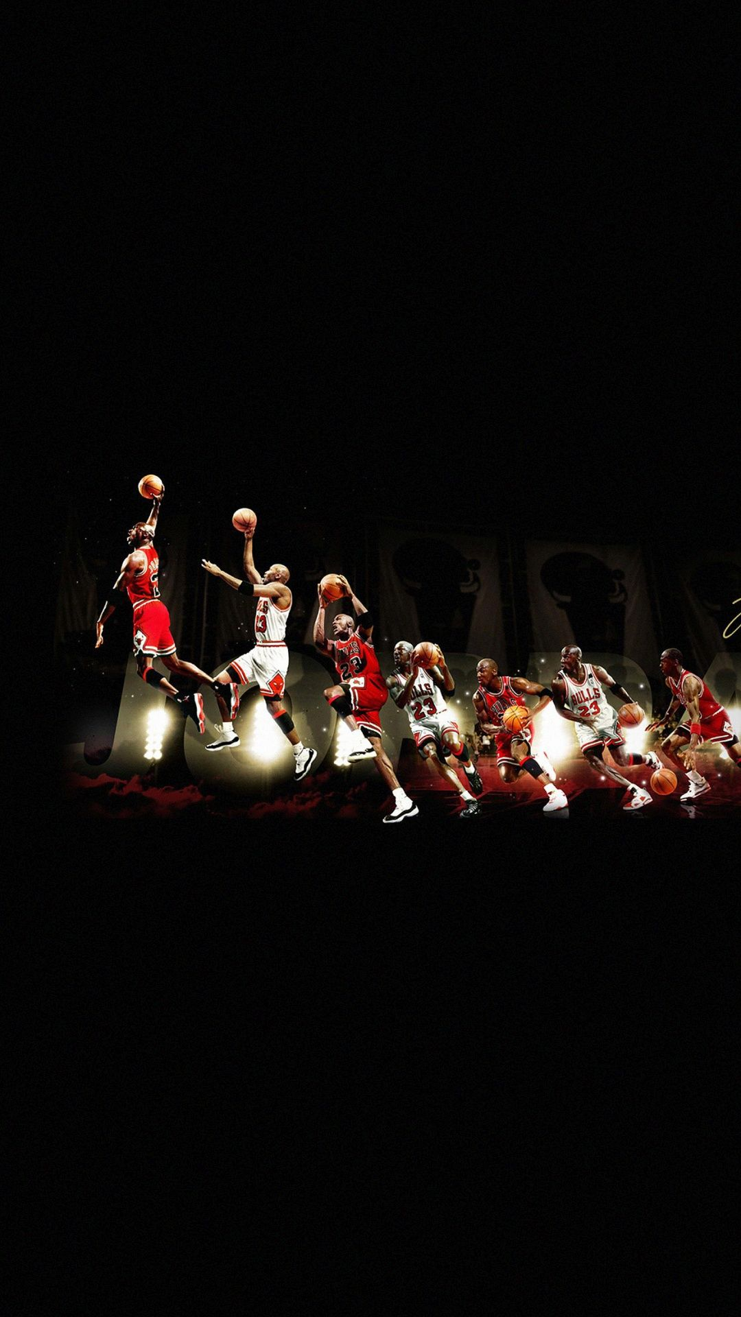 Michael Jordan Dunk Legend NBA IPhone 6 Wallpaper