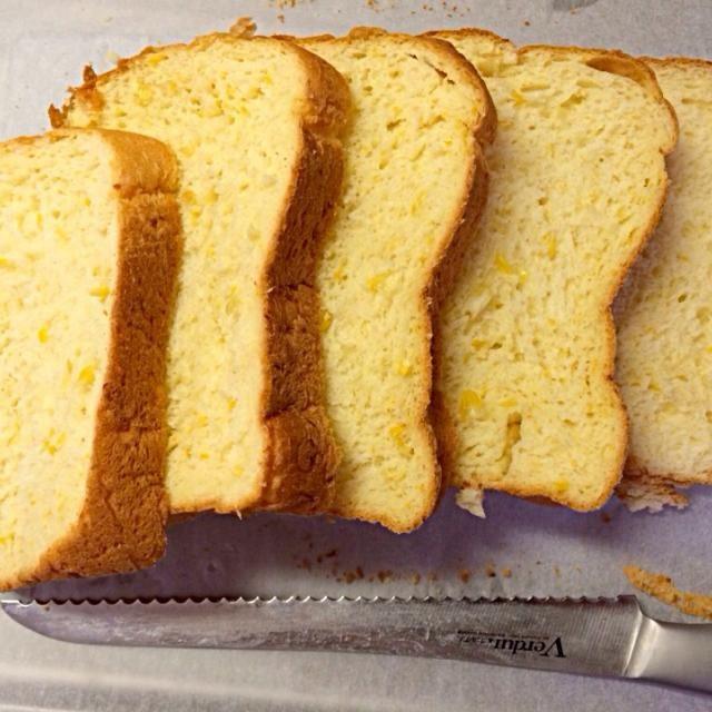 クックパッドで自身が掲載しているレシピのずぼらversionですヾ(◍'౪`◍)ノ゙ - 5件のもぐもぐ - HBコーン食パン by Mariko kawakami