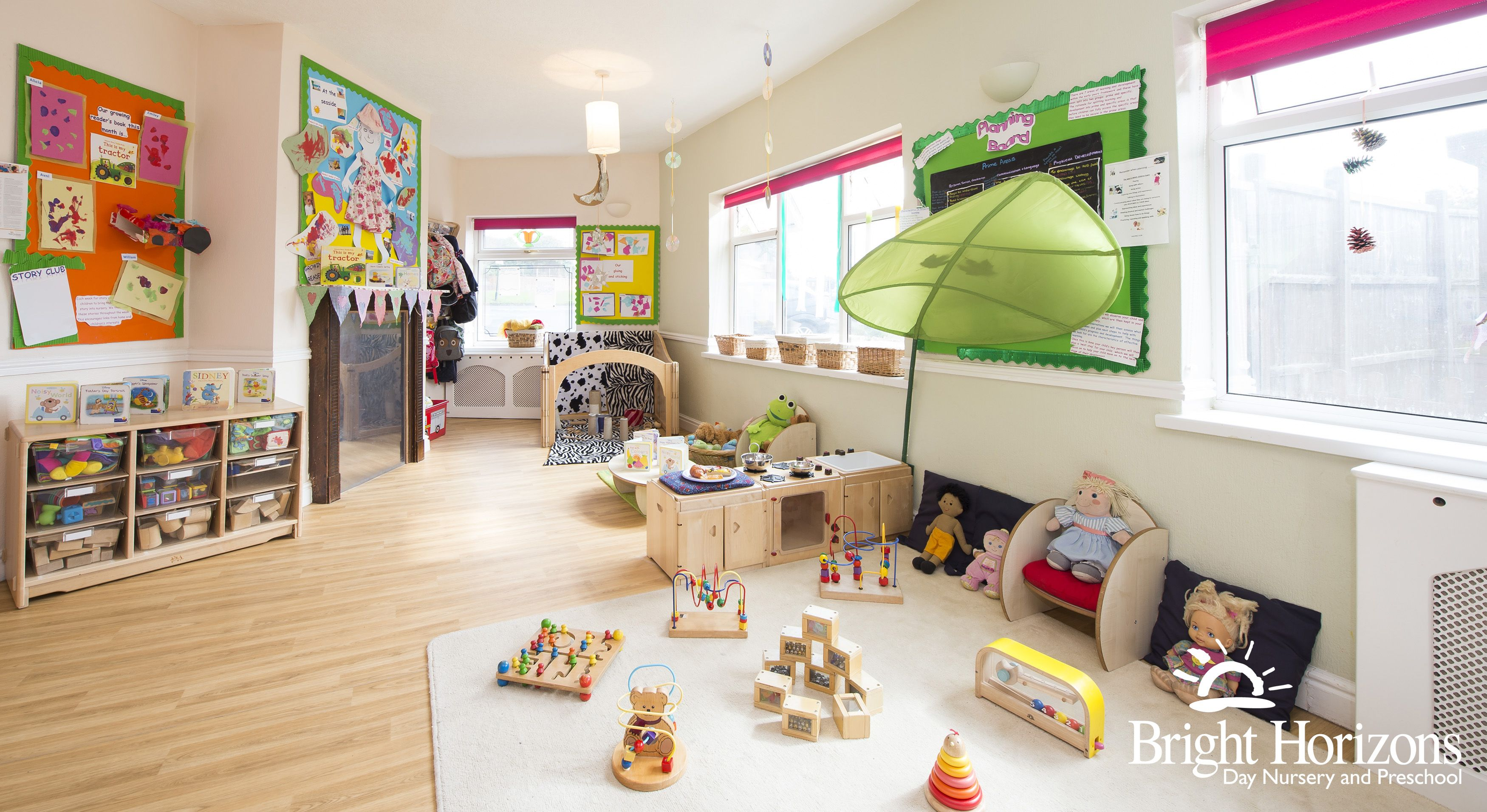 Court Oak Nursery And Preschool In Birmingham Offers A