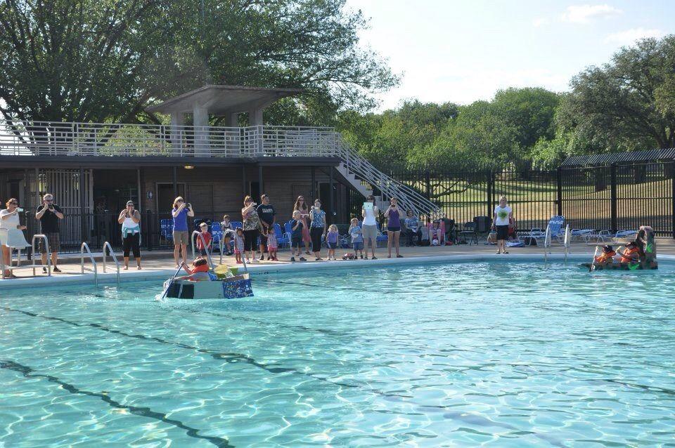 Samuell Grand Pool in Dallas, TX | Community Pools in Dallas ...