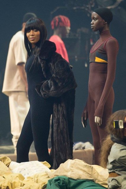 Yeezy - Kanye West Fashion Show Madison Square Garden New York - AW 2016-17