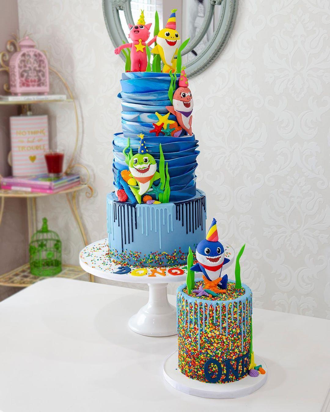 25++ Baby shark cake ideas trends