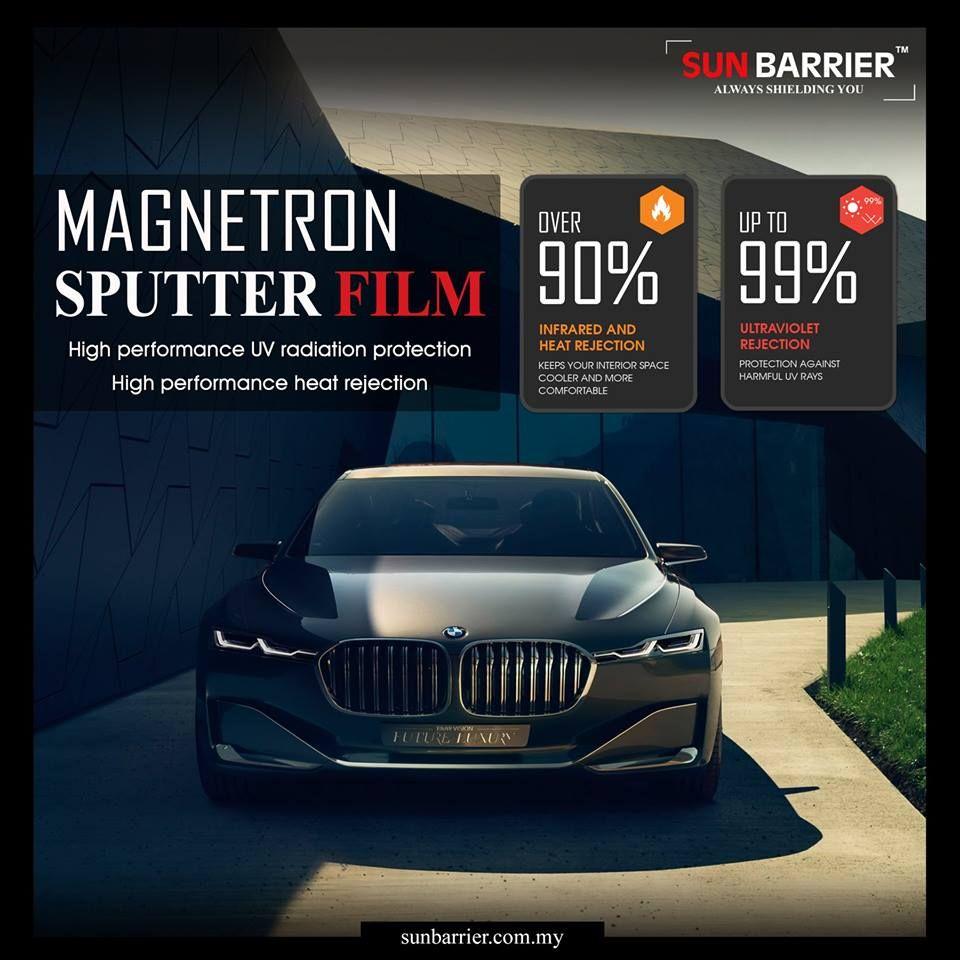 Magnetron Sputter Film Window Film Film Social Media Campaign Design