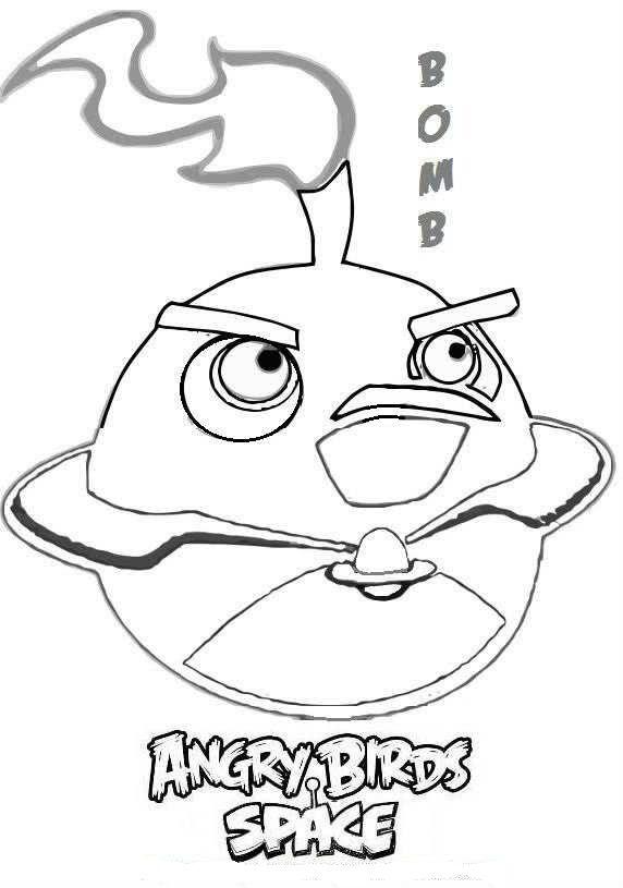 angry bird dibujos para imprimir y colorear - Buscar con Google ...