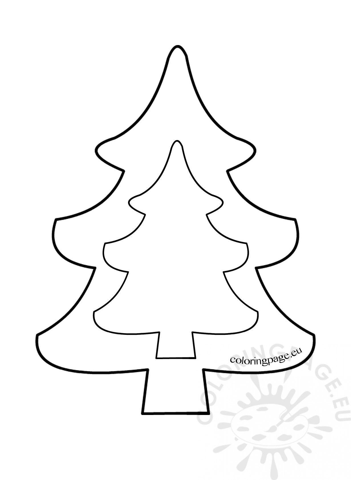 weihnachtsbaum fenster zum ausdrucken christmas tree. Black Bedroom Furniture Sets. Home Design Ideas