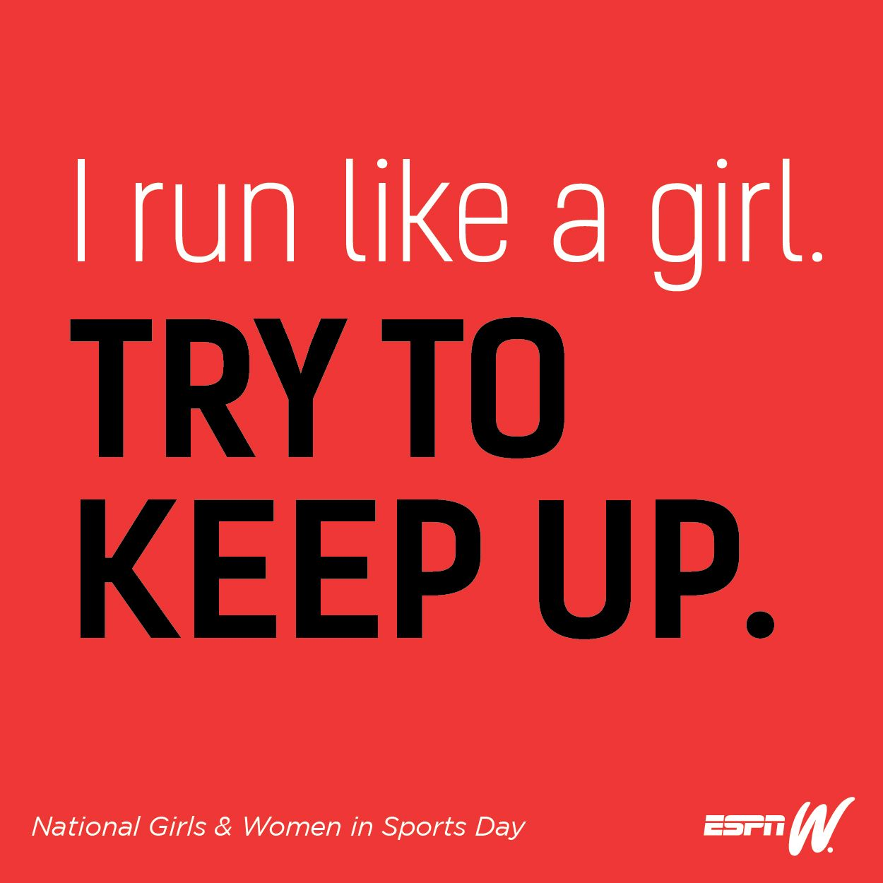 Girls Love Sports Quotes