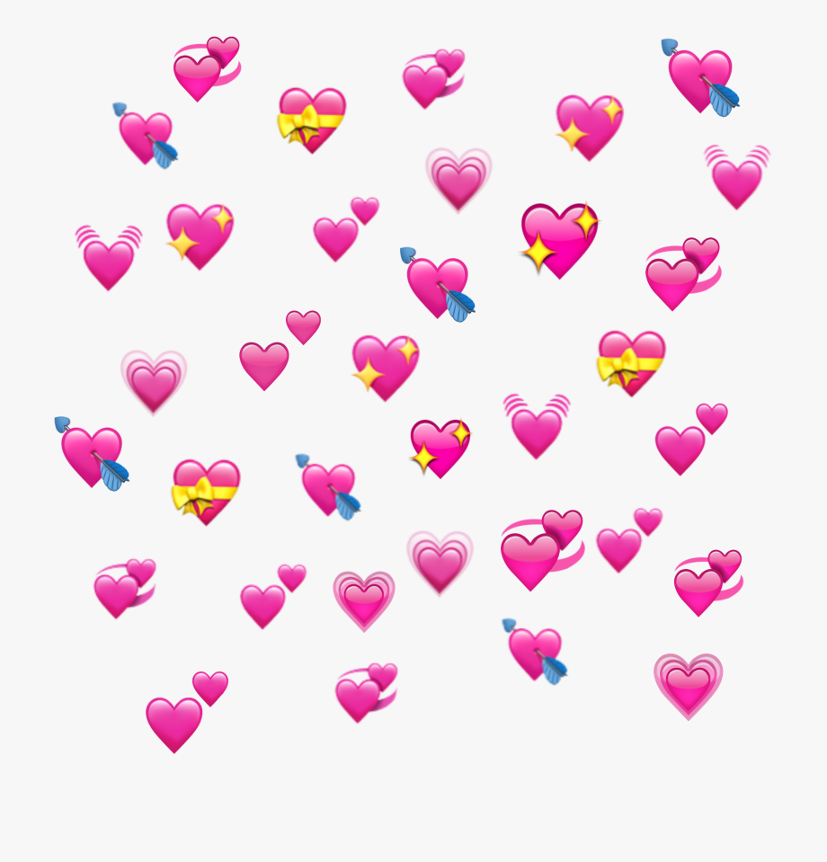 Download And Share Heart Emojis Png Heart Emoji Meme Transparent Cartoon Seach More Similar Free Transparent In 2020 Pink Heart Emoji Heart Emoji Emoji Backgrounds