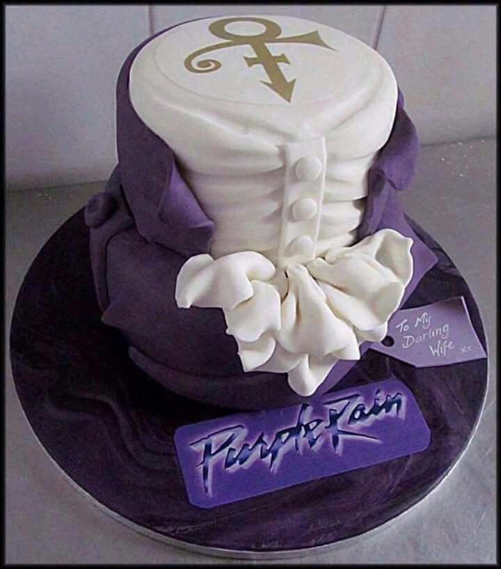 Prince cake Cakes Pinterest Prince cake Cake and Roger nelson
