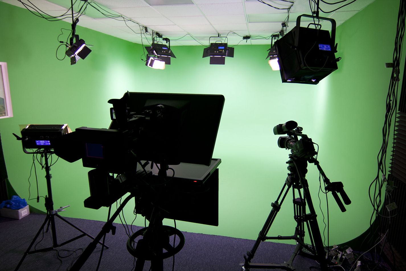 State Of The Art Video Production Studio In Orange County