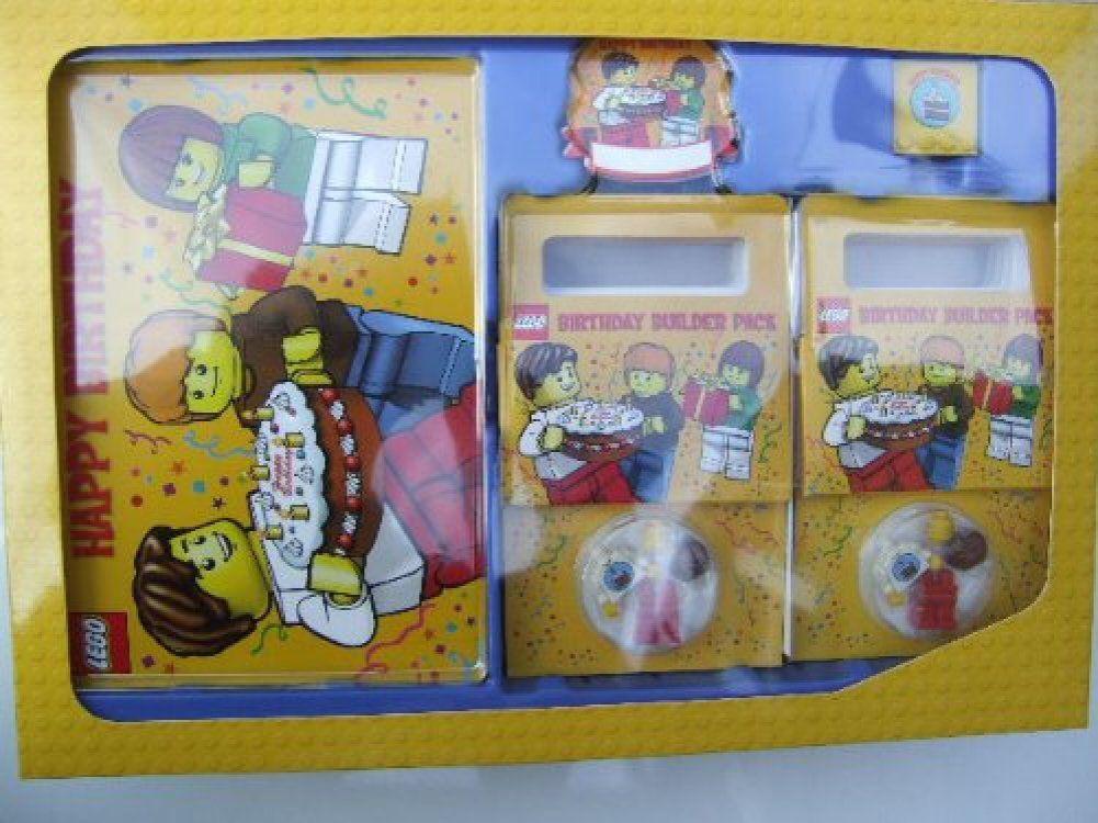 LEGO Set 852998 Birthday Party Kit Materials