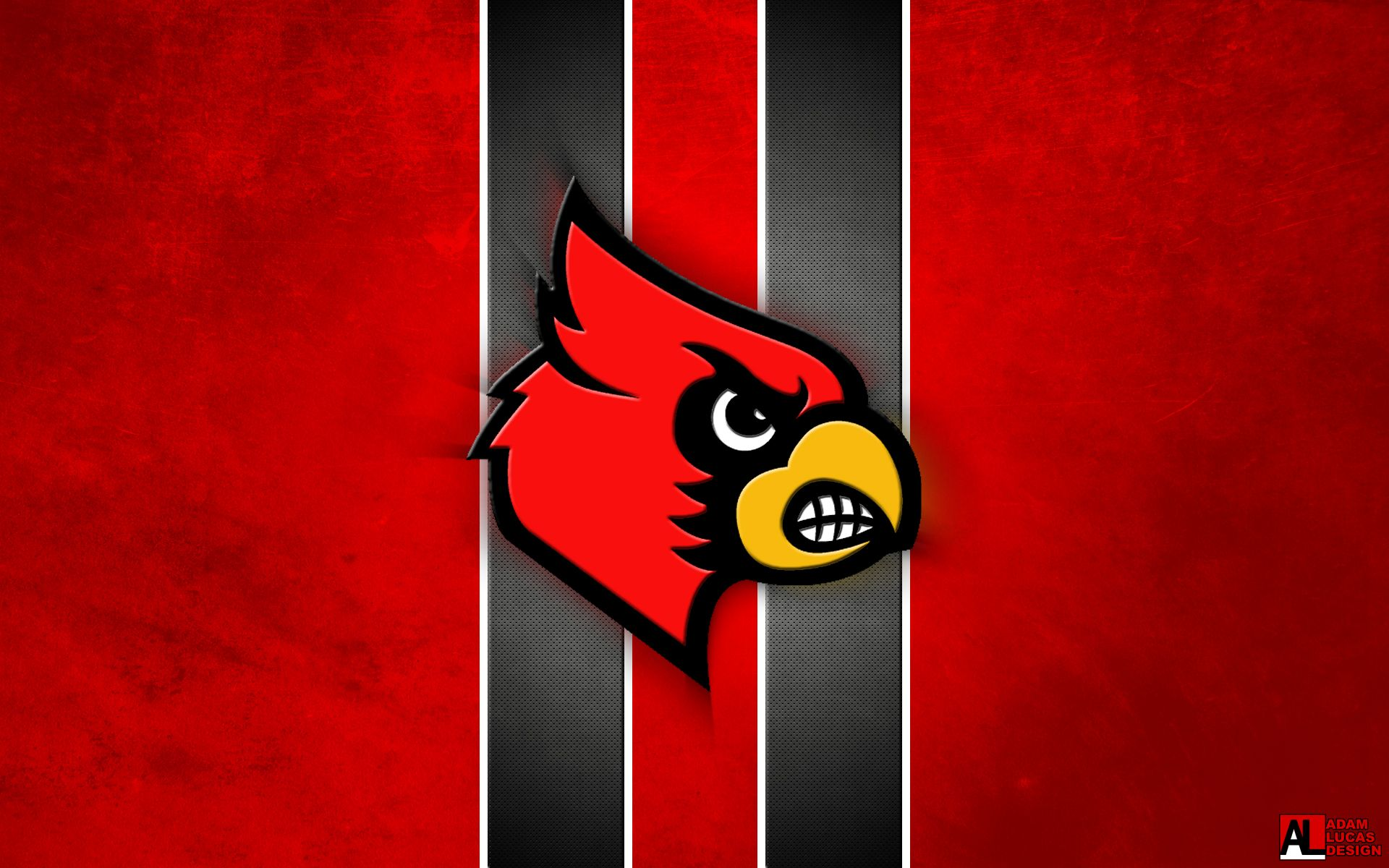 Uofl Logo Wallpaper Desktop And Mobile Cardinals Wallpaper Computer Wallpaper Football Wallpaper