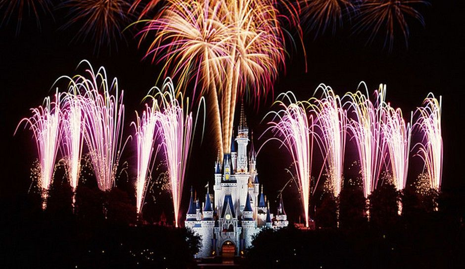 Live Stream Of Walt Disney World's New Year's Eve