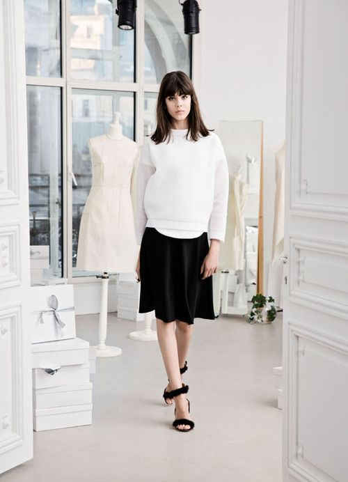 & Other Stories | Minimal + Chic | @CO DE + / F_ORM