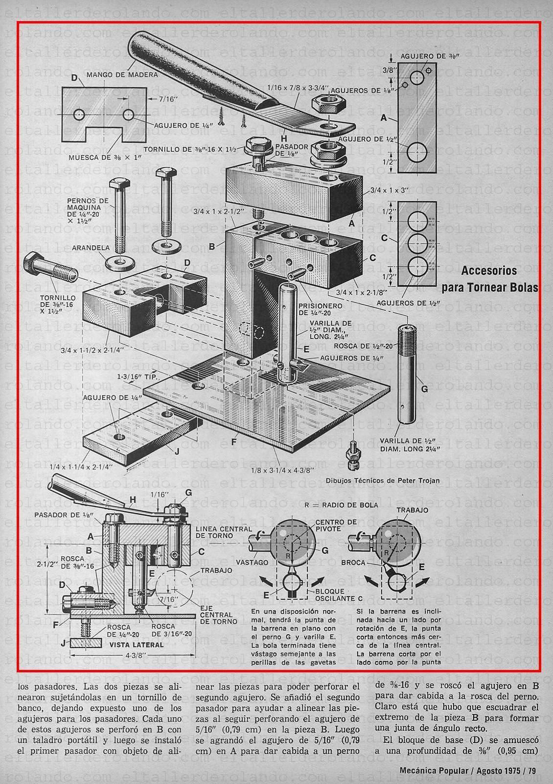 ACCESORIO DE TORNO PARA FORMAR CURVAS AGOSTO 1975 002A copia
