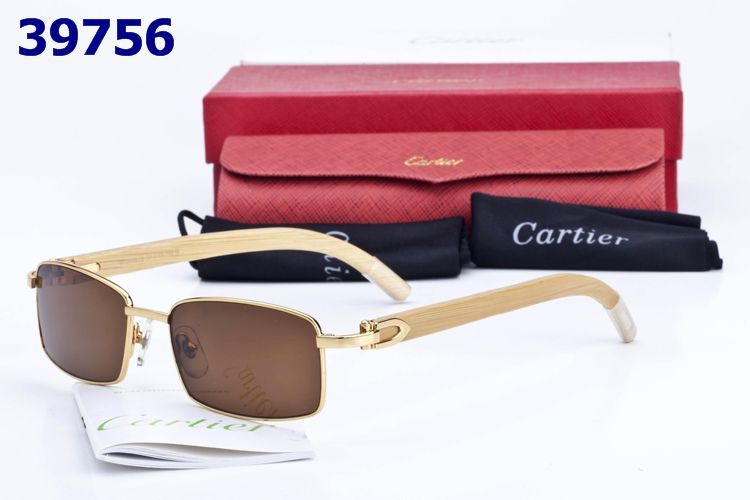 d70625c0bb2b Cheap Cartier Wood Frame Glasses From China