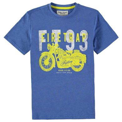 Firetrap | Firetrap Short Sleeve Tee Junior Boys | Kids T Shirts